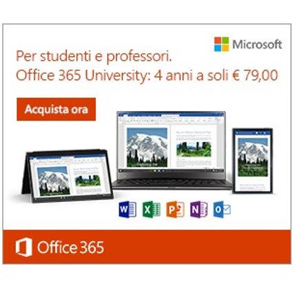Microsoft casa e azienda