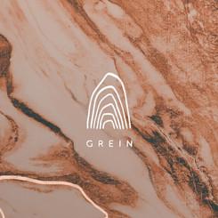Grein Studios branding