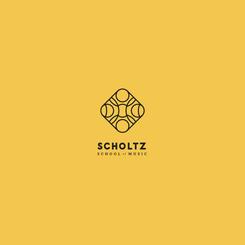 Scholtz School of Music branding