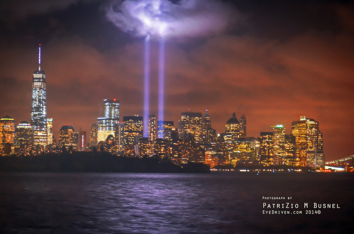 September 11 - remembering