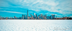 NYC under the snow