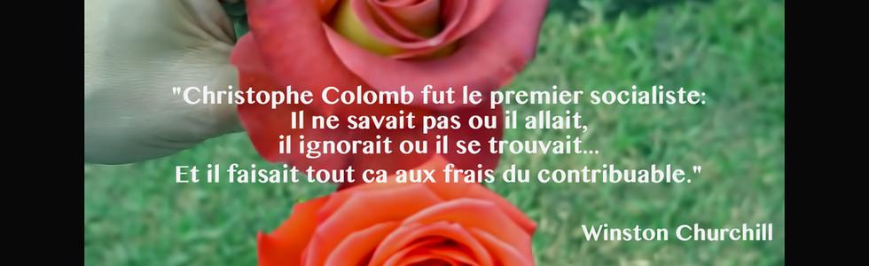 Christophe Colomb...