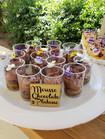 Mousse de Chocolate y Plátano