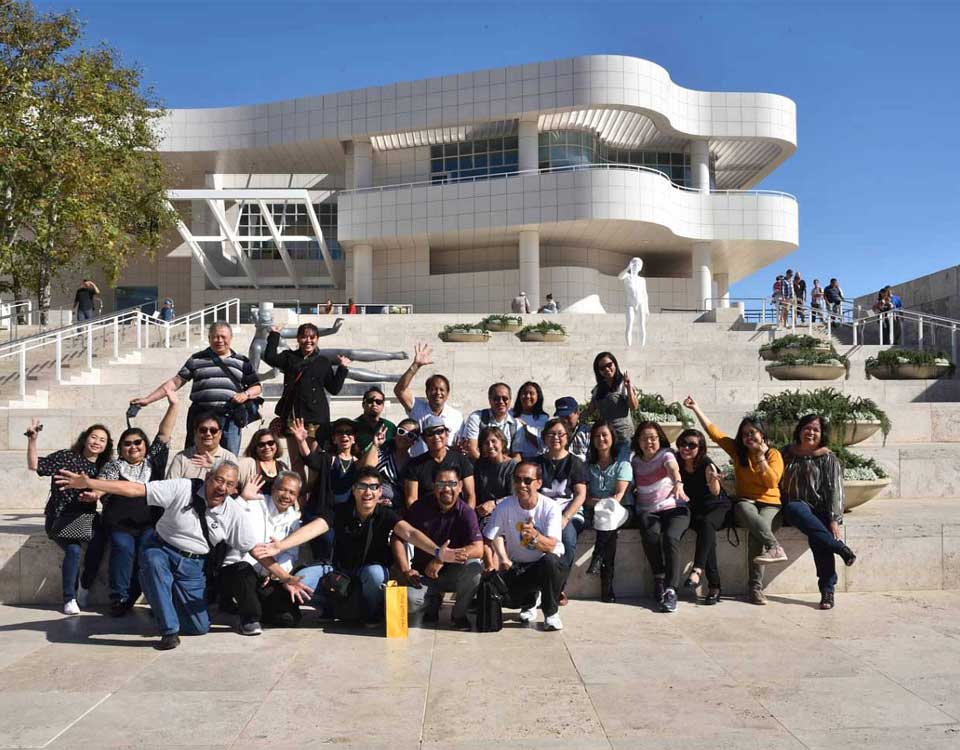 2017-UAP-NorCal+SoCal Getty Museum