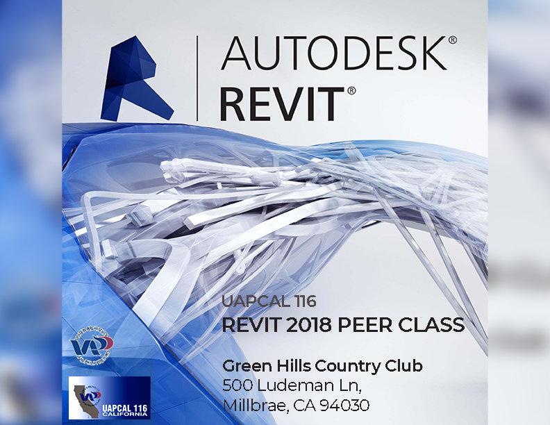 Revit 2018 Peer Class