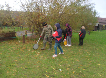 Forest School Lessons
