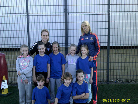 FA Girls Football Festival