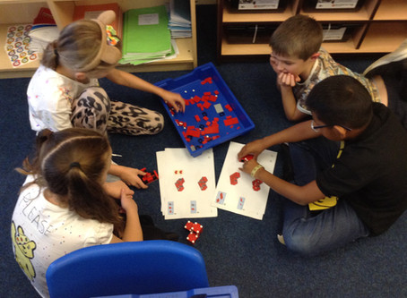 Lego Teamwork