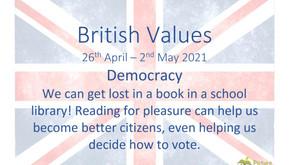 British Values (26th April 2021)