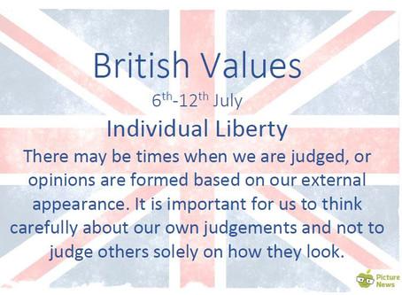 British Values (6th July 2020)