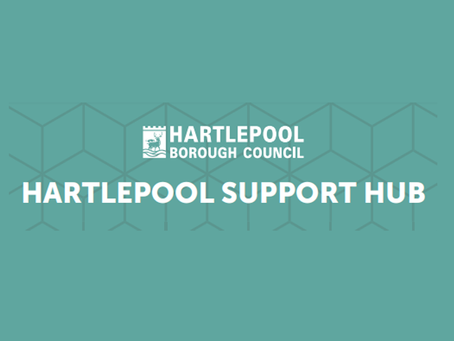 Hartlepool Support Hub Info