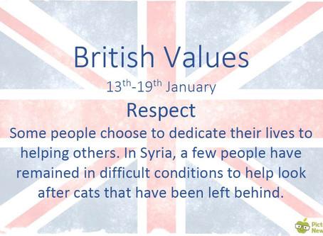 British Values (13th January 2020)