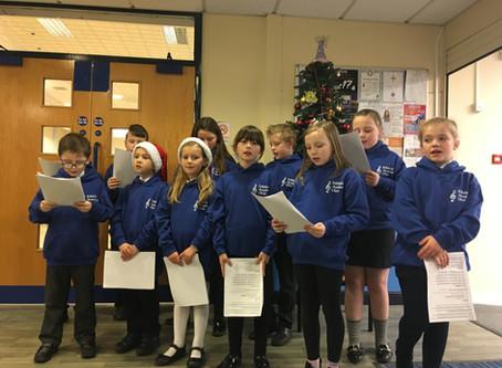 Festive Choir at the Community Hub