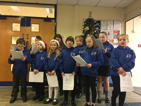 Festive Choir at the Community Hub