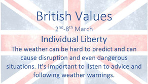 British Values (2nd March 2020)