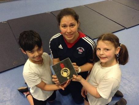 Team GB - Louise Renicks Visits