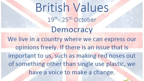 British Values (19th October 2020)