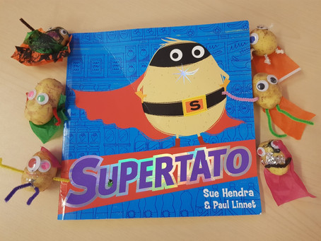 Supertato Time