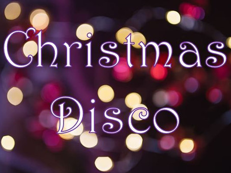 Christmas Disco Information