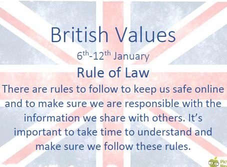 British Values (6th January 2020)