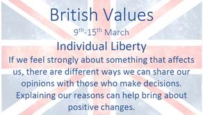 British Values (9th March 2020)
