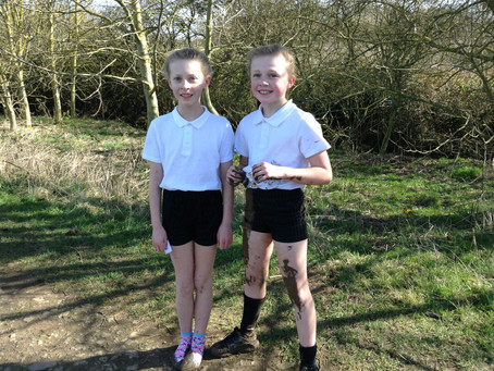 Cross Country Competition at Summerhill