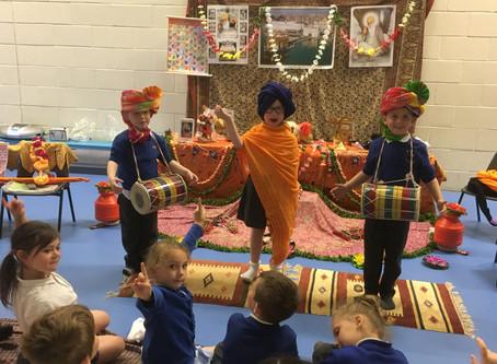 Hinduism and Sikhism Workshop