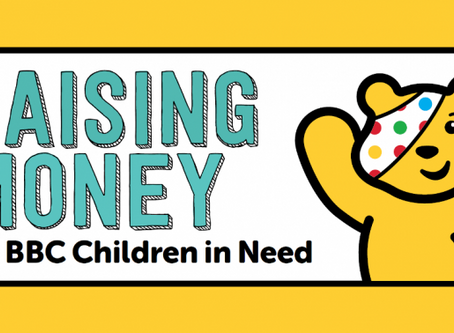 Children in Need (Friday 15th November)