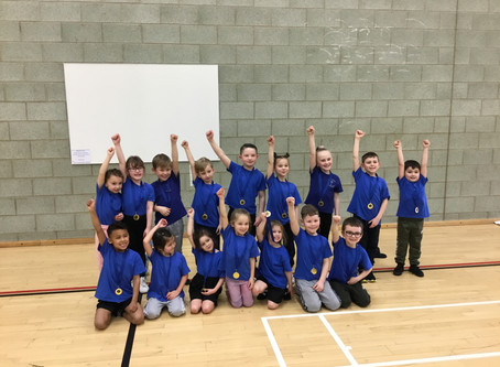 KS1 Multi-skills Competition