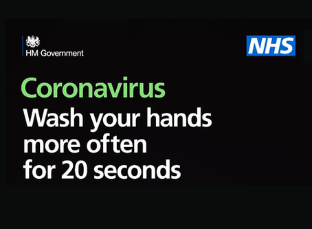 How to wash your hands and prevent the spread of corona-virus