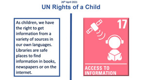 UN Rights of a Child (23rd April 2021)
