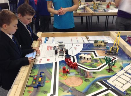 Lego Robot Workshop