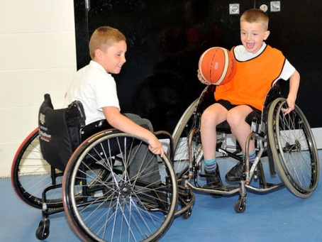 Hartlepool students get taste of Paralympics on themed day of events