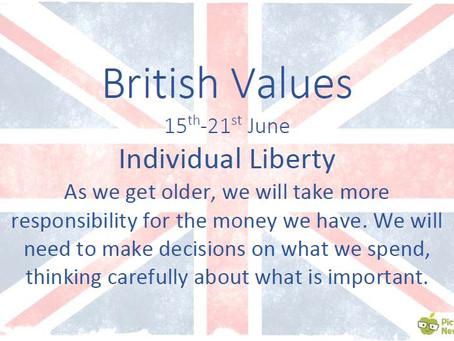 British Values (15th June 2020)