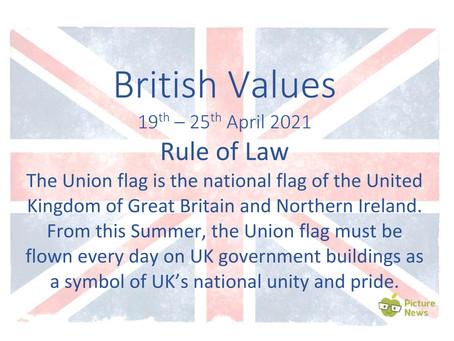 British Values (19th April 2021)