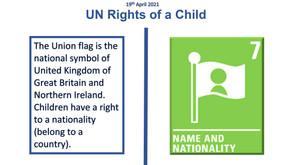 UN Rights of a Child (19th April 2021)