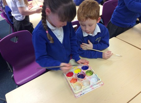 Year 2 Colour Mixing