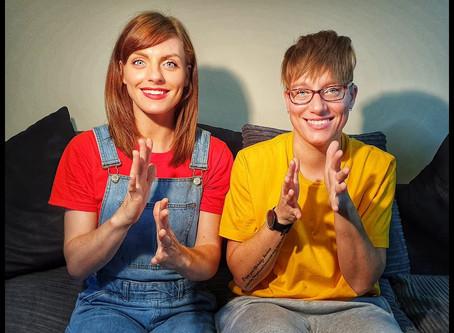 Sign-language Lessons with Natasha Lamb