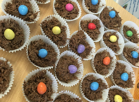 Year 3 Easter Nests