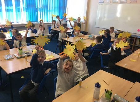 Crafternoon in year 3