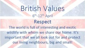 British Values (6th April 2020)