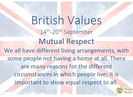 British Values (14th September 2020)