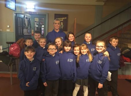KS2 Choir Rock the Borough Hall