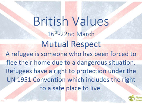 British Values (16th March 2020)