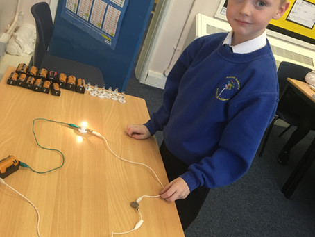 Year 4 Have the Power
