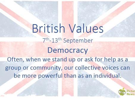 British Values (7th September 2020)