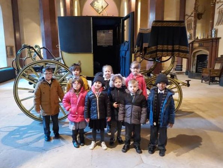 S&L Visit to Raby Castle