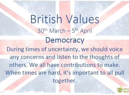 British Values (30th March 2020)