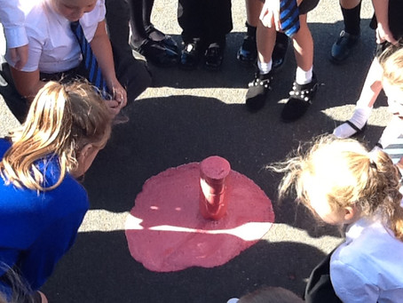 Year 4's Fizzing Potion