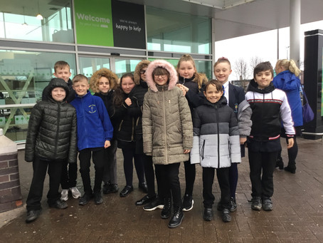 Visit to the Supermarket for Y6